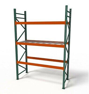 Pallet Rack Racking Shelving Racks Warehouse Teardrop New Warehouse Racking