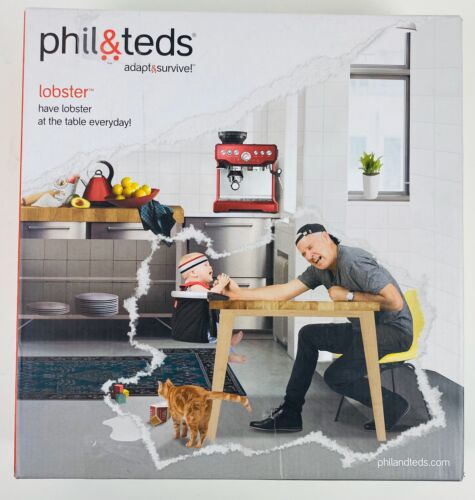phil and teds lobster clip on highchair