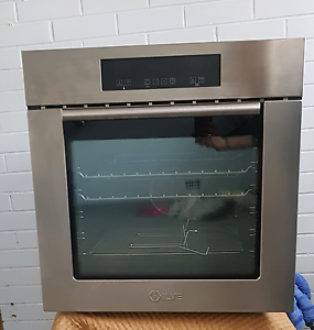ILVE - Built-in 60cm Touch Control Electric Oven x 2 Bayswater Knox Area Preview