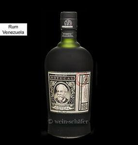 BOTUCAL Ron Rum Reserva Exclusiva - 12 Jahre Venezuela - Diplomatico
