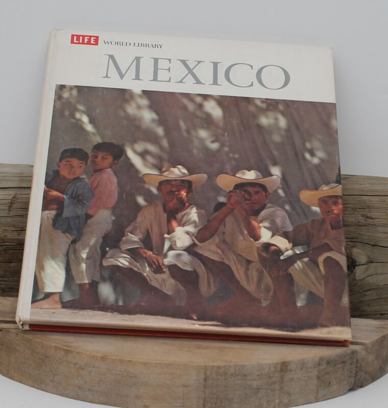 Life World Library Mexico Hardcover