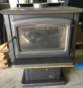 Wood Stove PACIFIC ENERGY SUPER 27