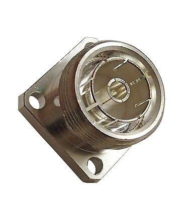 Bird 4240-344 Style 7/16 Female DIN QC Connector for Bird 43 and 4304A Wattmeter