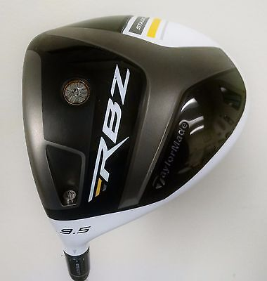 Left Hand Taylor Made RBZ Stage2 9.5 Ti-Driver, Nippon NS PRO Regio Formula R55 Left Hand Ti Driver