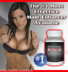 #1 MALE ENHANCEMENT PILL Sexual Stamina ED Sex Penis PE