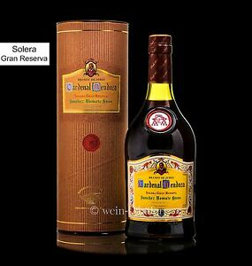 CARDENAL MENDOZA Brandy Gran Reserva - Spanien