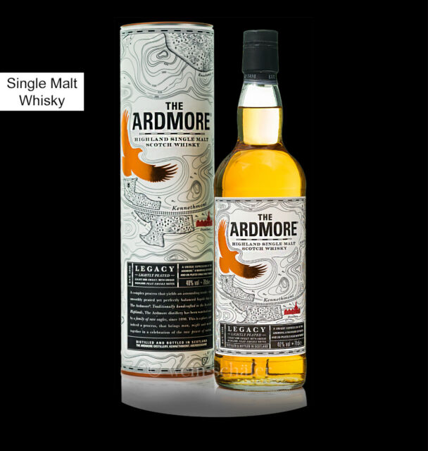 ARDMORE The Legacy - Speside Single Malt Scotch Whisky - Highland
