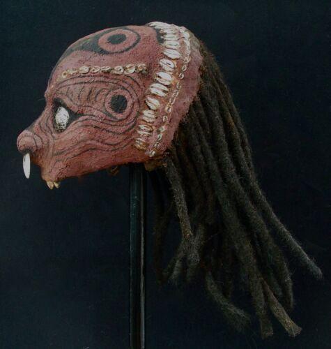 Ancestor Papua new Guinea Iatmul head