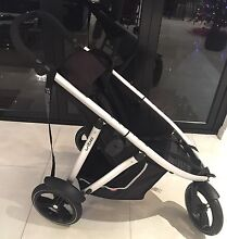 Phil & Teds Vibe Pram & Toddlers Seat Mount Hawthorn Vincent Area Preview