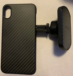 iPhone X - Pitaka Magnet case and mount