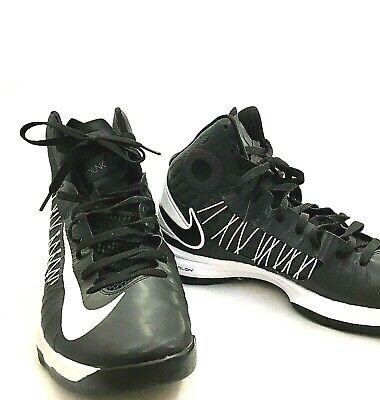 buy popular ec381 97e3e Mens Nike Hyperdunk TB Basketball Shoes 524882 001 Size 14 Black white