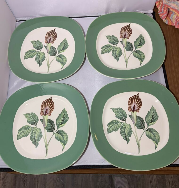 Taylor Smith Taylor Conversation King Odell Jack In The Pulpit 4 Dinner Plates