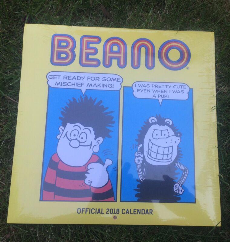 Beano+%28Classic%29+Official+2018+Calendar+-+Square+Wall+Format+9781785493379