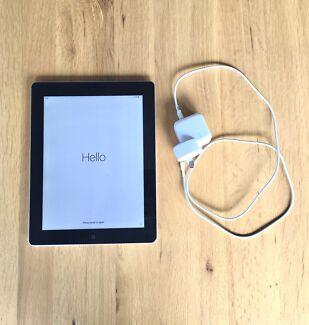 iPad 4th Gen (2012) Wifi 16GB black