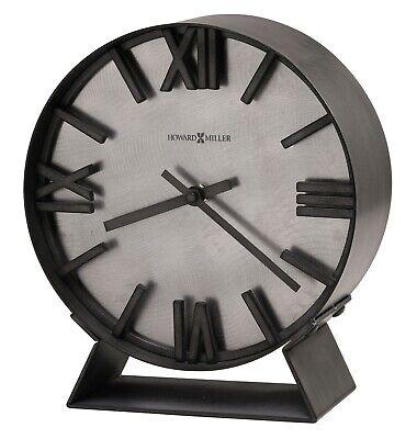 635-209 INDIGO - NEW HOWARD MILLER TABLE/ MANTLE CLOCK 635209