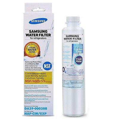 Samsung DA29-00020B HAF-CIN/EXP Refrigerator Modern Water Filter Cartridge USA