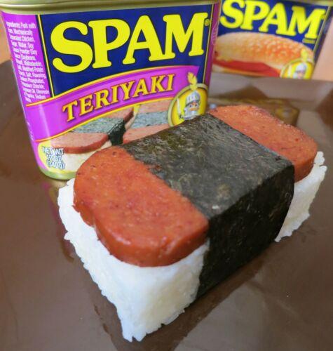 Teriyaki Spam (4cans)