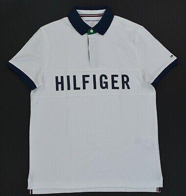 NWT Men's Tommy Hilfiger Sport Short-Sleeve Polo Shirt S M XL