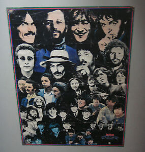 Vintage-Capitol-Poster-Original-Psychedelic-Beatles ...