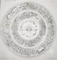 Simbolismo_allegorie_mitologia_costellazioni_astrologia_arte_podesta' Incisore -  - ebay.it