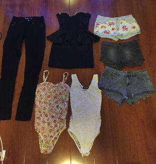 Women's size 6 bundle