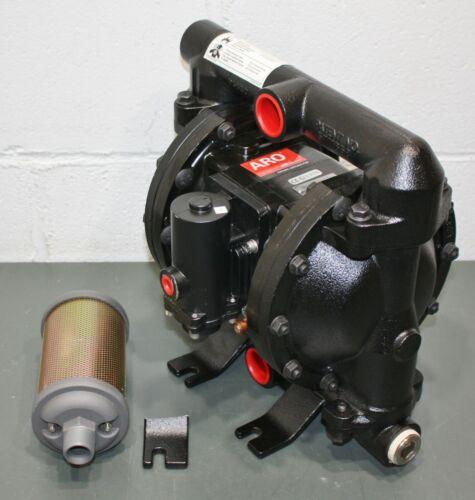 Ingersoll-Rand ARO Double Diaphragm Pump PD10A-ACP-AAA, 52 GPM, Santoprene