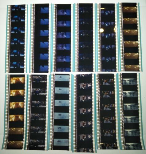 Harry Potter & The Goblet Of Fire 60 x 35mm Genuine Film Cells 12 x Strips (F)