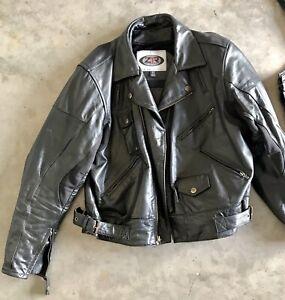 Set of leathers - large size