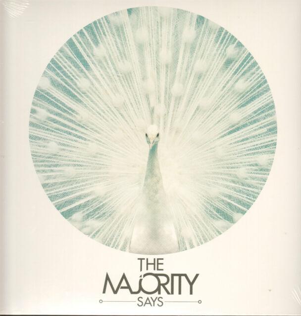 THE MAJORITY SAYS - Same    LP+download     !!! NEU !!!    5054196175412