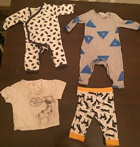 Lot of 000 baby boy clothes Torrensville West Torrens Area Preview