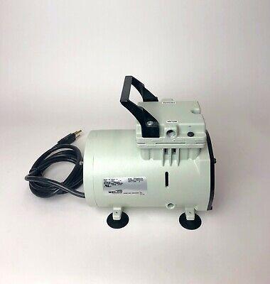 Welch Oil-free Vacuum Pump Model 2534b-01