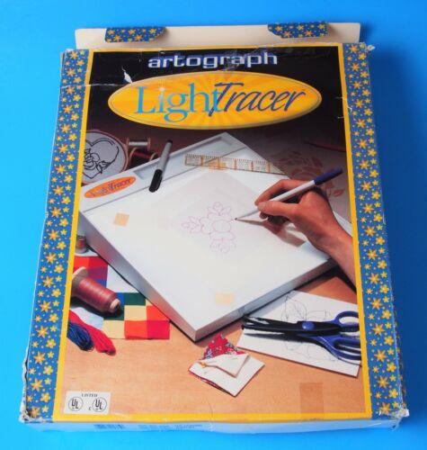 """New LightTracer Light Box ArtoGraph 10""""x12"""" for Arts & Crafts Lightweight"""