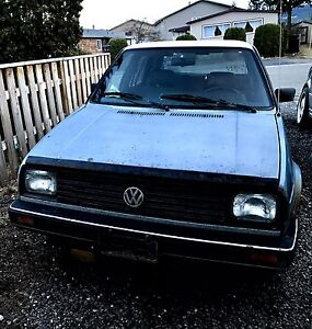MK2 Volkswagen Golf diesel REDUCED!