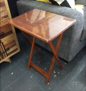 Foldable TV Tray / Side Table (Brand New)  Exeter Port Adelaide Area Preview