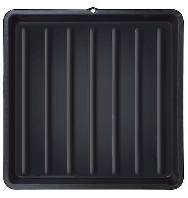 Grillrost Reinigungs Wanne aus Kunststoff 67x67 cm Reinigungswanne Grill BBQ