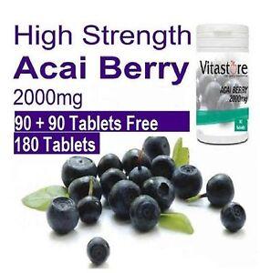 Acai-Berry-2000mg-90-90-Pills-FREE-HIGH-STRENGTH-Buy-1-Get-1-FREE-UK-BEST