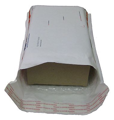 - 50 qty The Scotty Stuffer-Largest size box carton for Flat Rate Padded Mailer
