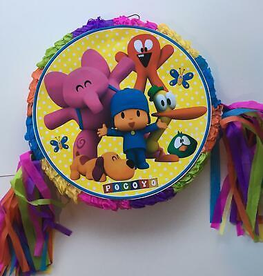 Pinata Pocoyo Birthday Party Game party DecorationFREE