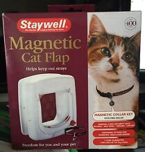 Brand new Staywell Cat Flap Algester Brisbane South West Preview