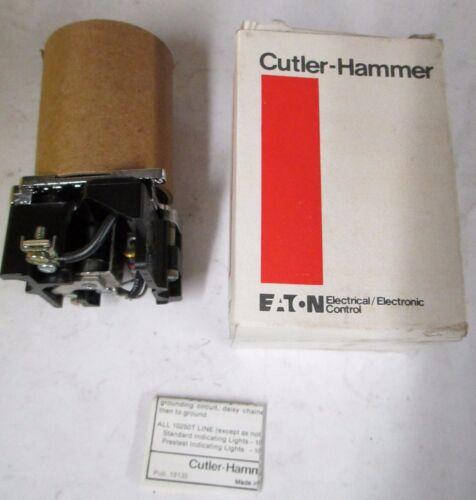 Cutler-Hammer 10250T226N Indicator Light