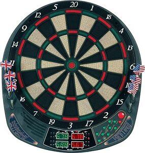 Best Sporting Elektronische Dartscheibe 4 LEDs 159 spiele 12 Pfeile günstig kaufen