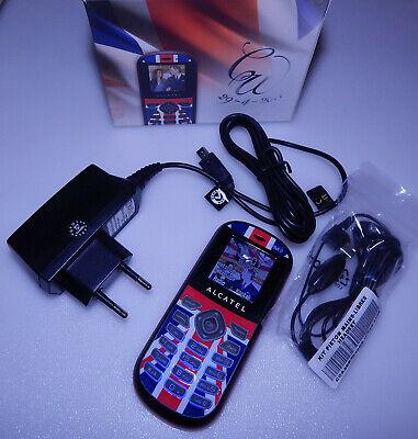 Alcatel One Touch 209 Royal Handy Mobiltelefon Phone D-Netz E-Netz ohne Simlock Touch Mobile Handy