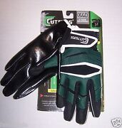 Youth Football Gloves Medium