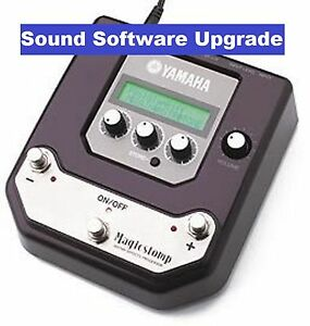 Yamaha Magicstomp Software