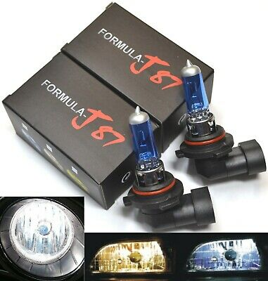 Rally 9006 HB4 100W 5000K White Two Bulb Head Light Low Beam Replacement Lamp OE