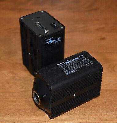 2x Diagnostic Instruments Spot Insight Bw Model 3.1.0 Digital Cameras Great