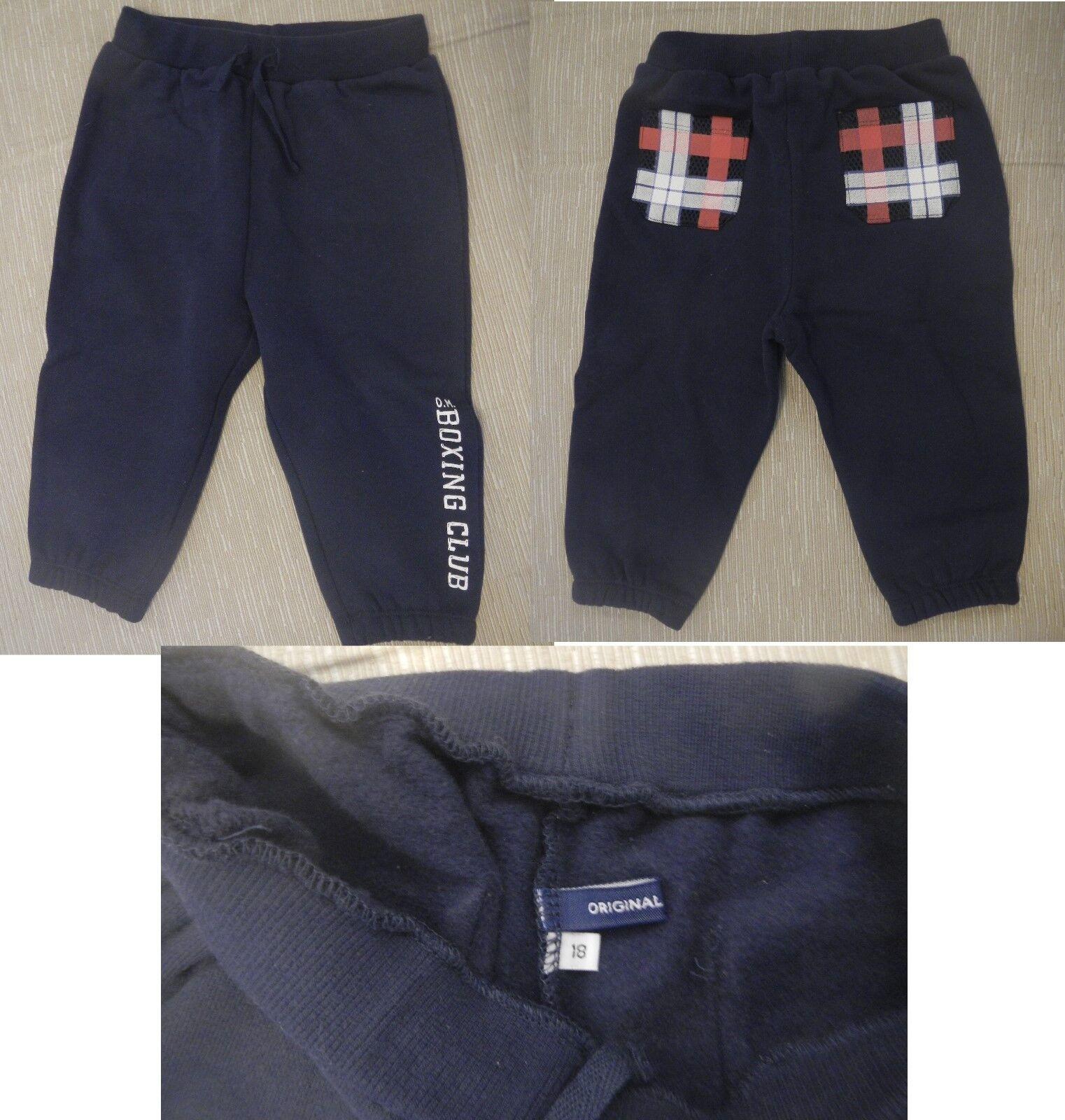 Pantaloni Ginnici Blu Original Marines Boxing Club 18 Mesi  - 8,00€