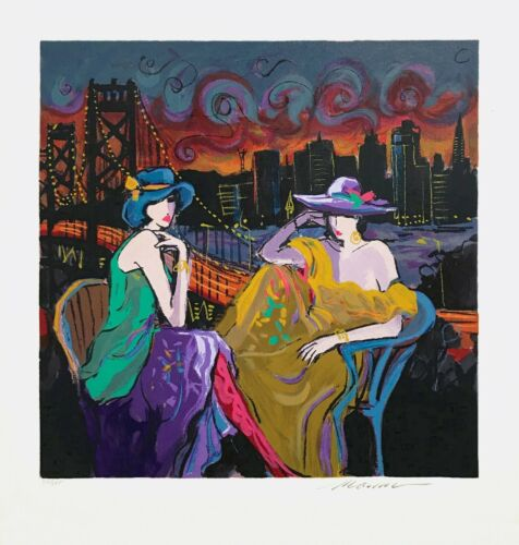 "Isaac Maimon ""san Francisco"" 1992 