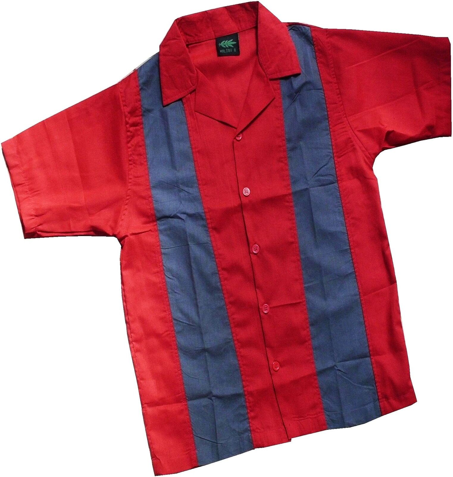 e82705066c3761 Bowling Hemd Shirt Charlie Harper   Sheen Style Sommerhemd 100 % BW M -  XXXL Neu