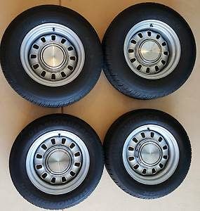 Ford GS 12 Slotters Refurbish 14x8s &7s Rockingham Rockingham Area Preview